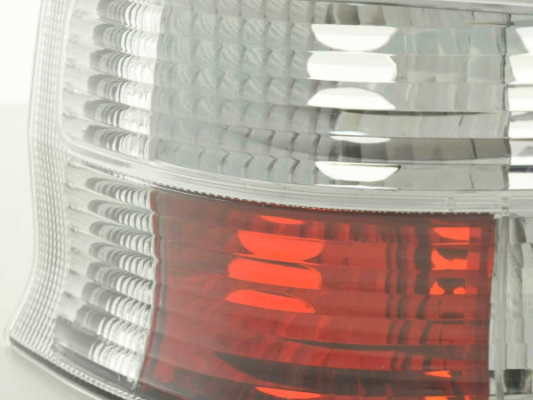 Taillights Citroen Saxo type S S HFX S KFW Yr. 96-02 clear