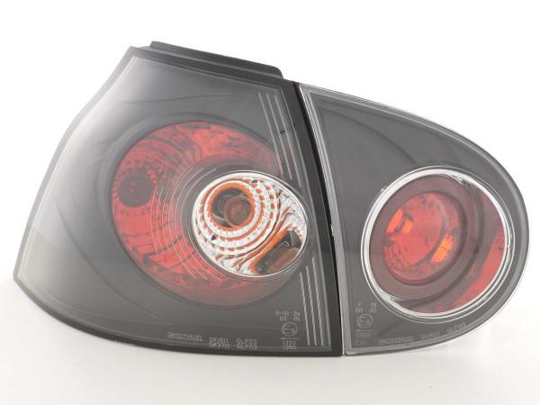 Taillights VW Golf 5 type 1K Yr. 03-08 black