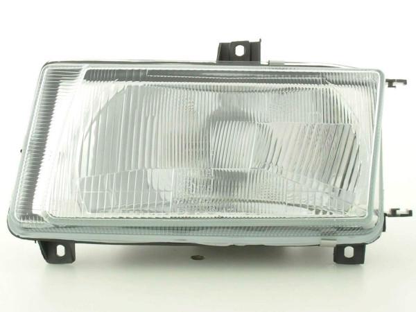Spare parts headlight left VW Polo Classic (type 6KV) Yr. 00-01
