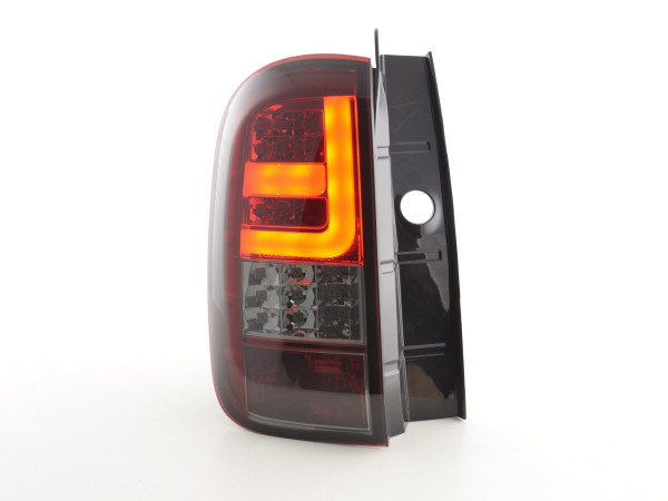 Led Taillights Dacia Duster Yr. 10- red/black