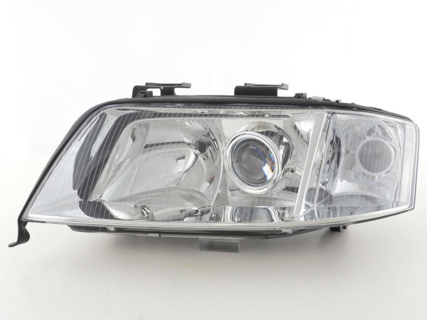 Spare parts headlight left Audi A6 (type 4B) Yr. 99-01