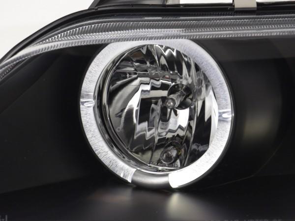 headlight BMW Z3 type E37 Yr. 96-02 black