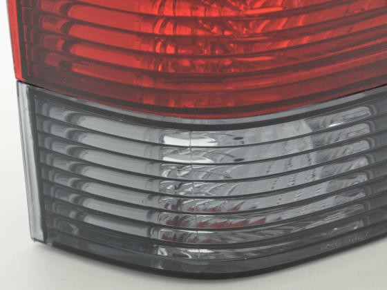 Taillights VW Bus T4 type 70.. Yr. 91-04 black red