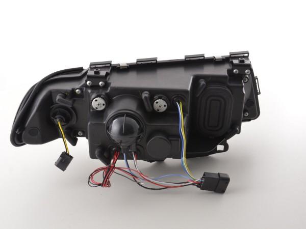 headlight BMW serie 7 type E38 Yr. 95-98 black